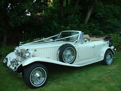 Classic Wedding Cars Glasgow