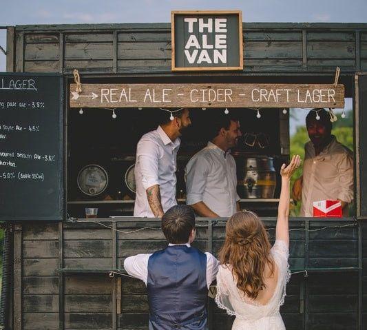Mobile Bar Services The Ale Van 13