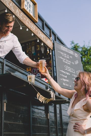 Mobile Bar Services The Ale Van 16