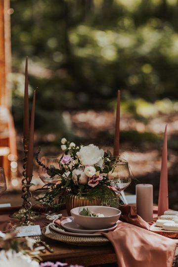 Fleur de T. micro wedding