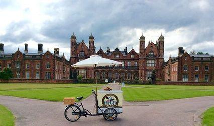 Tilleymint Ice Cream Bike