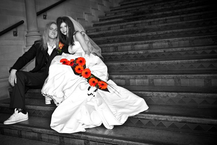 Artistic Wedding Photography Manchester