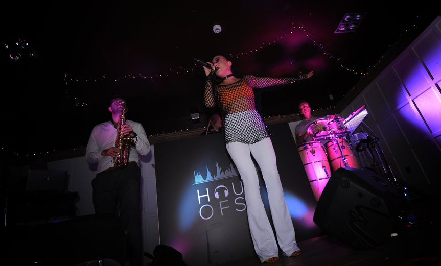 Music and DJs House of Sax Experience 9