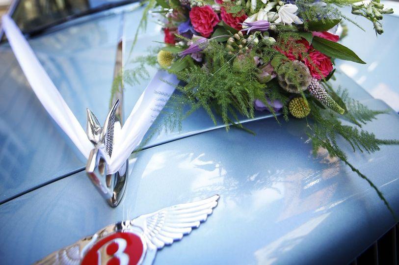 1990 Bentley Turbo R detail