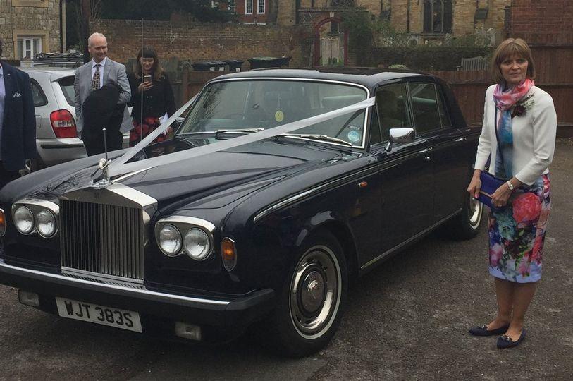 Rolls Royce Silver Shadow MKII
