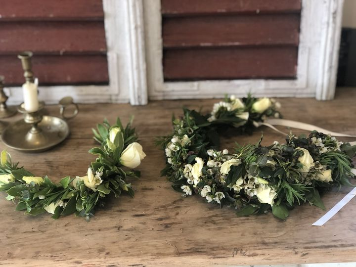 Florist Willow and Blue Flower Studio 4