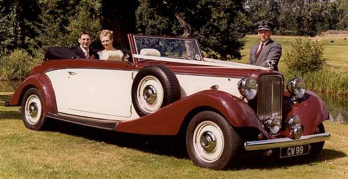 Royale 5 seater drophead
