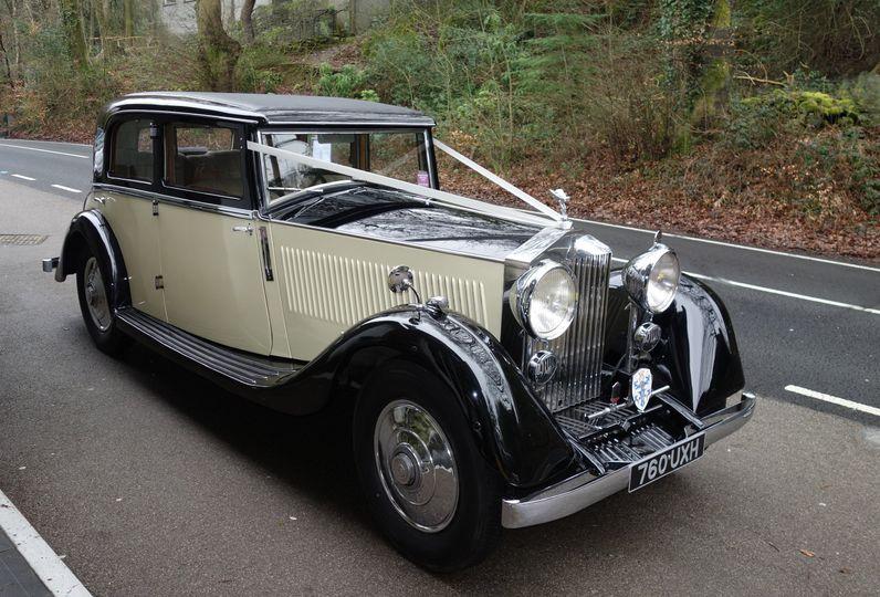 Rolls Royce 1934 Windover