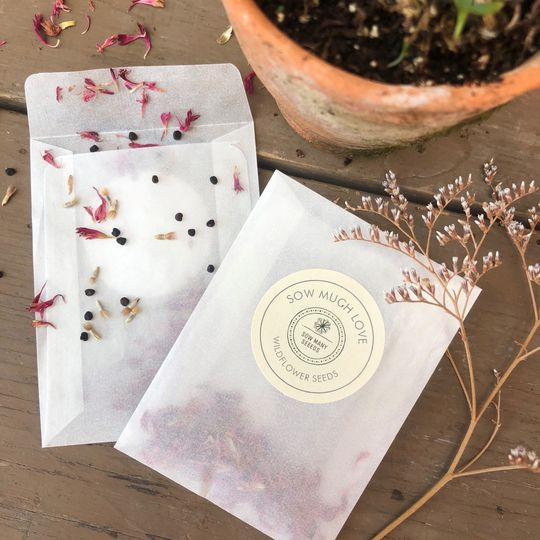 Wildflower Seed Packets
