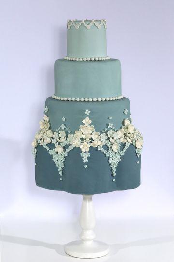 Royal blue Ivy