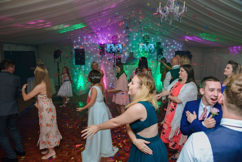 Marquee Hire Raise the Roof Marquees & Events 6