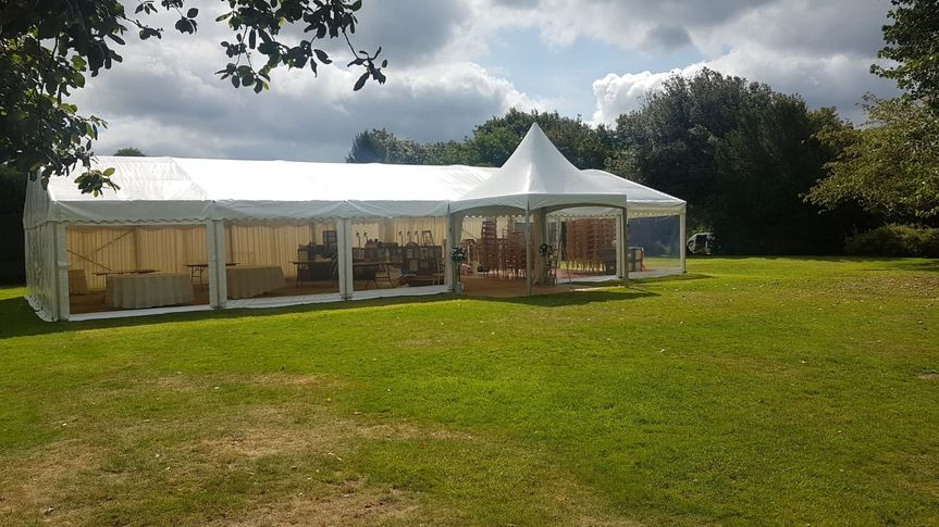 Marquee Hire Raise the Roof Marquees & Events 13