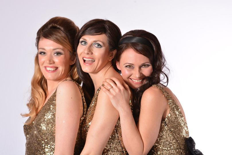 The Iconettes Motown Trio