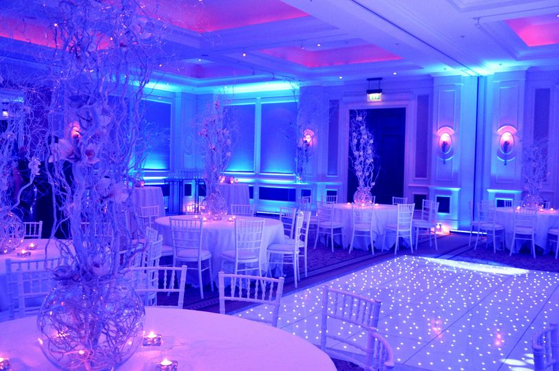 LED Dance floor and Lighting