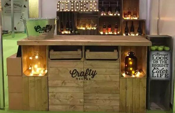 Mobile Bar Services Crafty Nectar 2