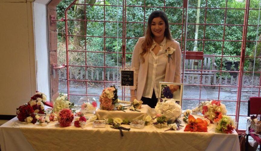 Sample bouquets