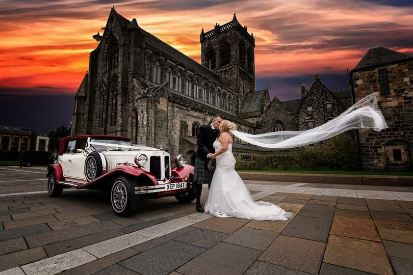 Beauford at Paisley Abbey