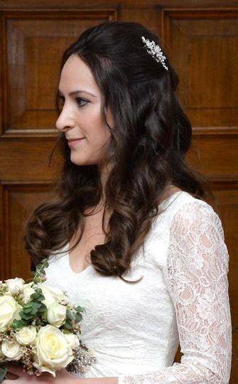 Beauty, Hair & Make Up Making up the Bride 58