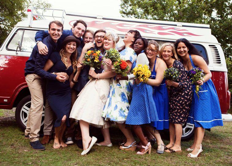 Tizer wedding