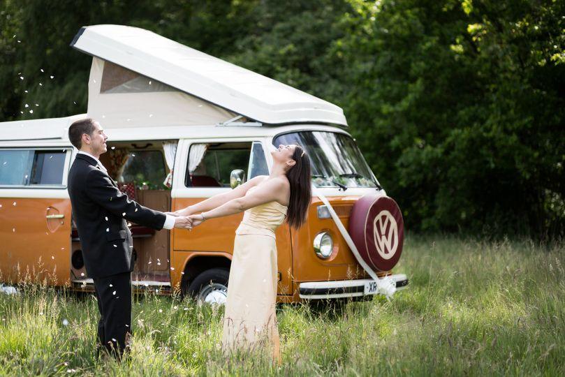 A Tango wedding, a perfect day