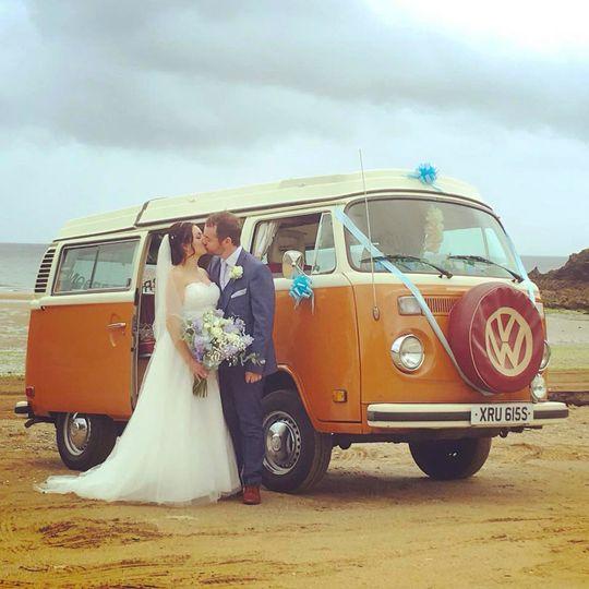 Tango wedding