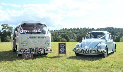 Bus and Bug Vintage Weddings Hampshire