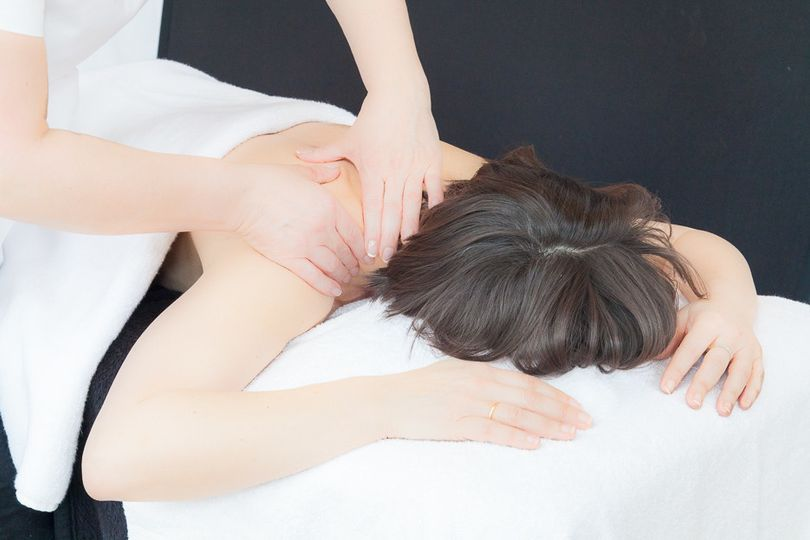 Relaxing Massage with Perfect
