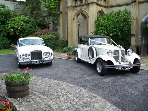 Silver Shadow and Beauford