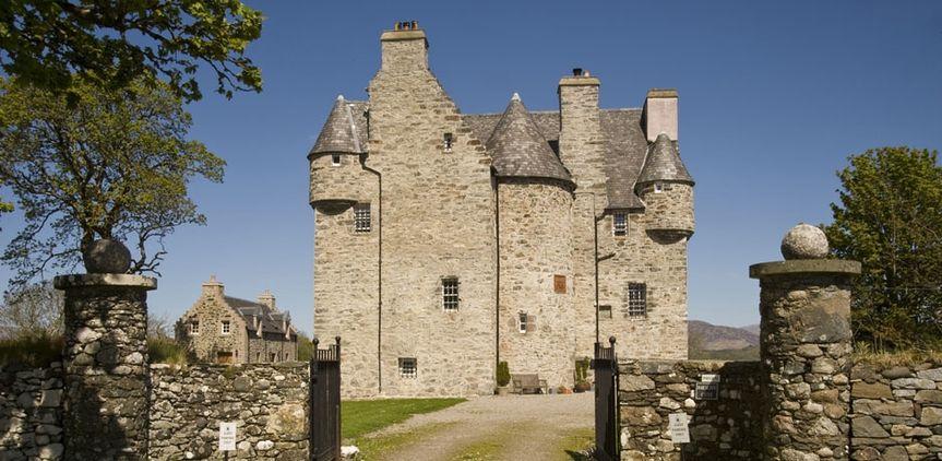 Barcaldine Castle 1