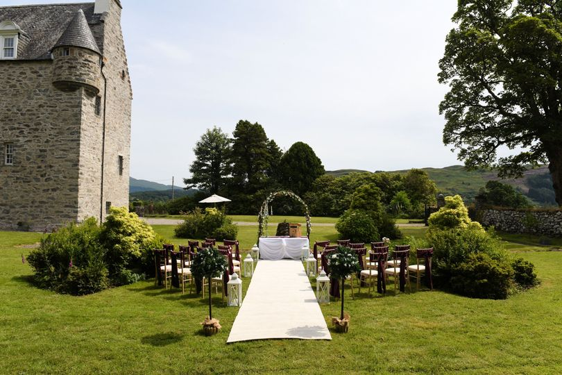 Barcaldine Castle 35