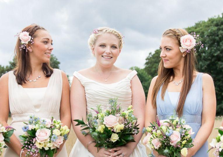 Beauty, Hair & Make Up Wedding Hair Design 11