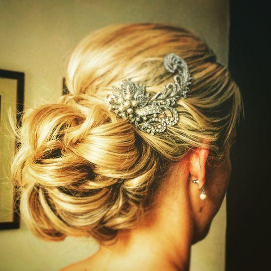 Beauty, Hair & Make Up Wedding Hair Design 23