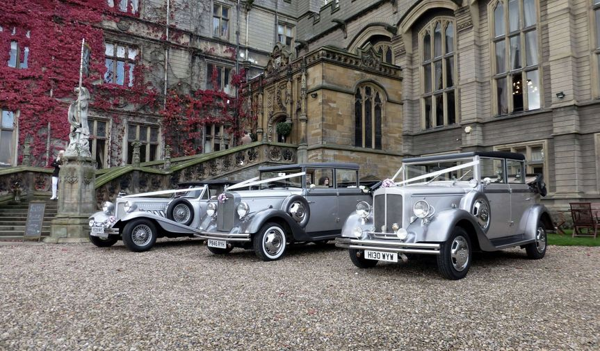 doncaster wedding cars 4 110808