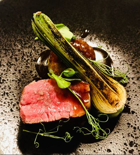 West Country fillet of beef