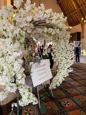 Decorative Hire Flossy Pots Events 7