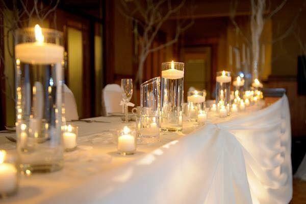 Decorative Hire Flossy Pots Events 24