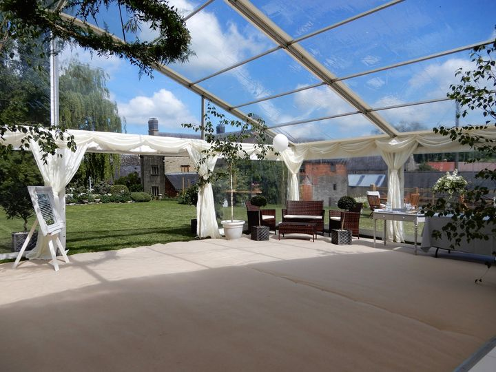 Marquee Hire DJ Marquees Ltd 2