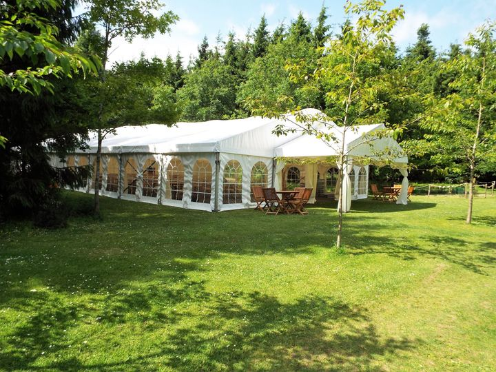 Marquee Hire DJ Marquees Ltd 27