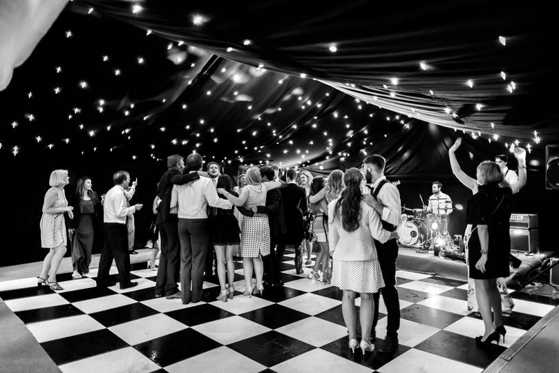 Marquee Hire DJ Marquees Ltd 28