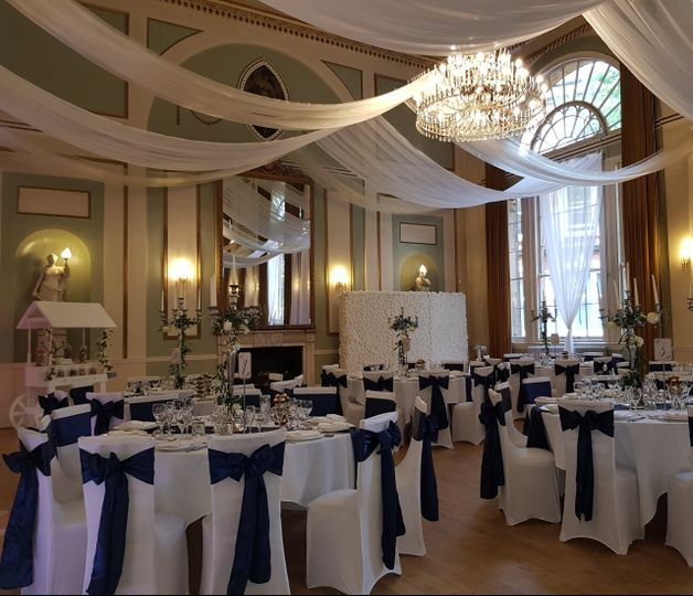 City Rooms Leicester Wedding