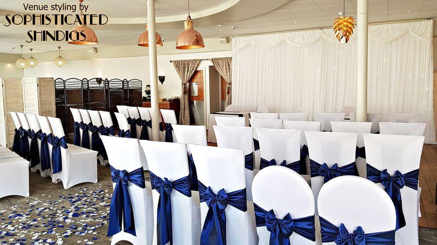 Navy wedding at Lazaat.