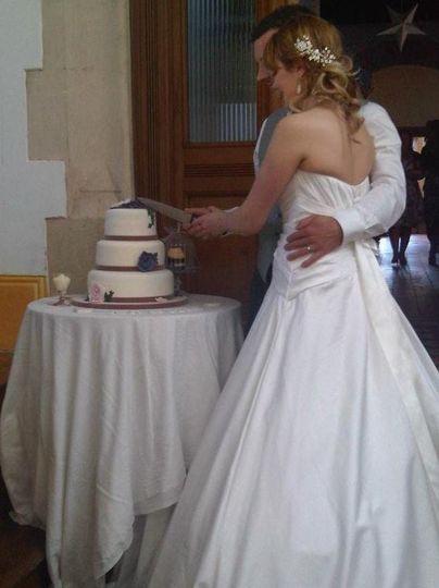 Polly's wedding