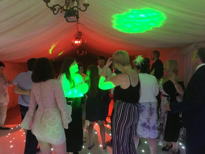 Bourne hall wedding party