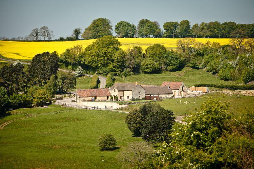 The Kingscote Barn