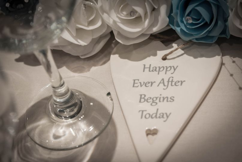 Happy ever after...