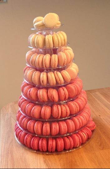 Ombre tower