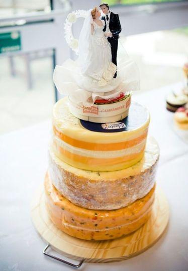 Wedding cake - Paul Tree Weddings