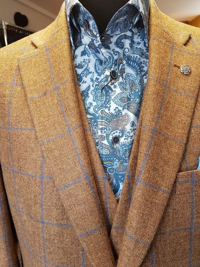 Customised suits