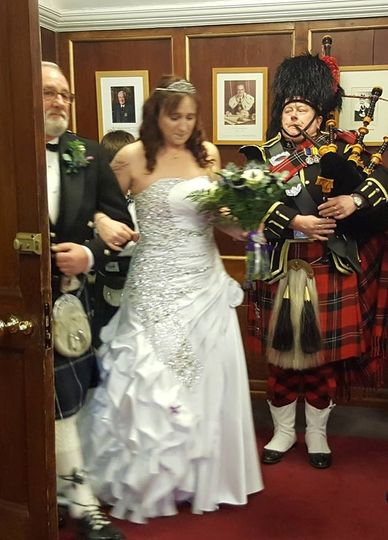 Wedding Dunbar