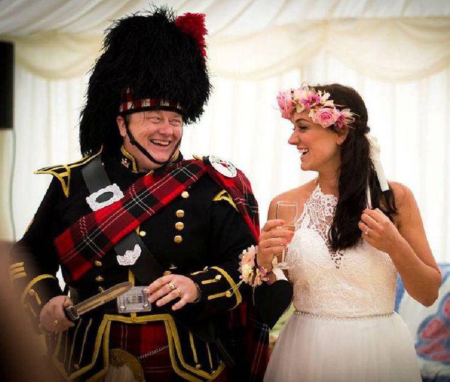 Wedding East Lothian